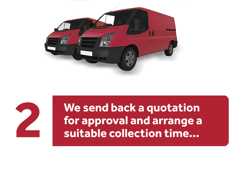 Get cash for my scrap van